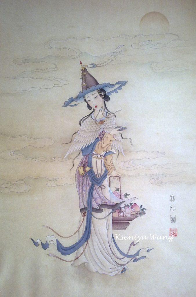 Даосская фея Ма-гу