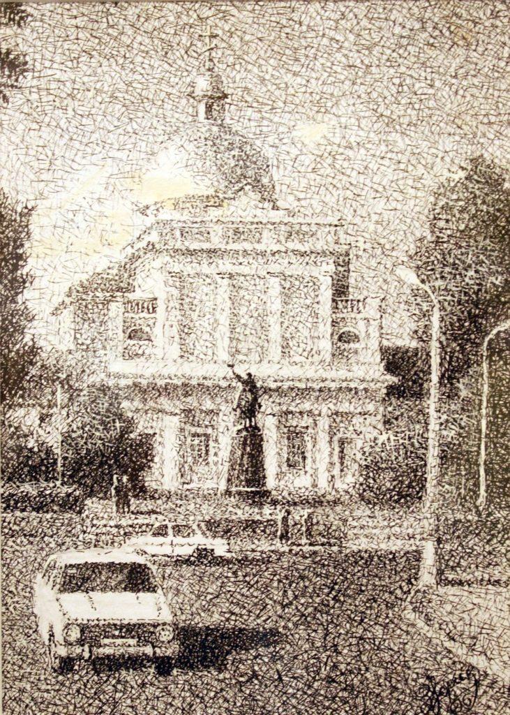 м.Тульчин ІІ триптих
