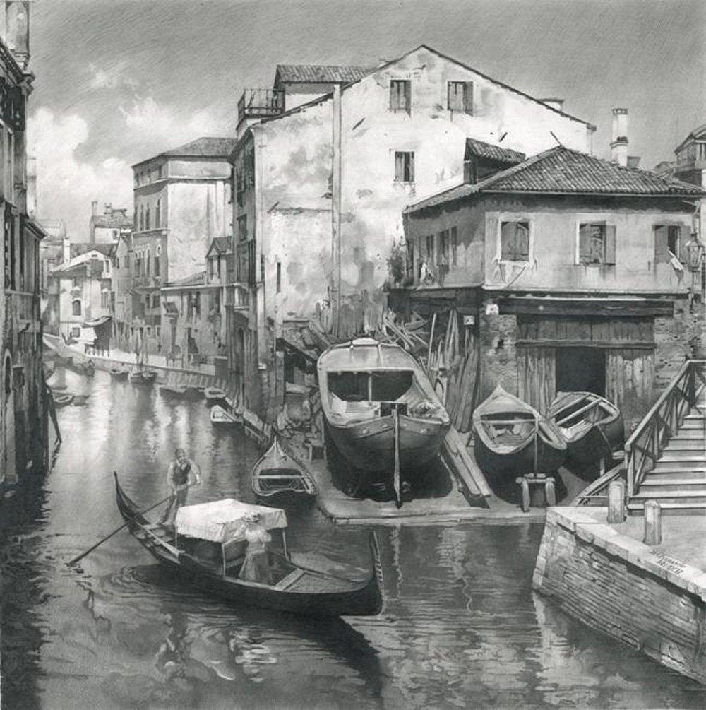 Стара Венеція