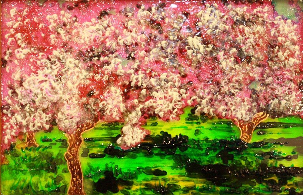 Дуб. Весна