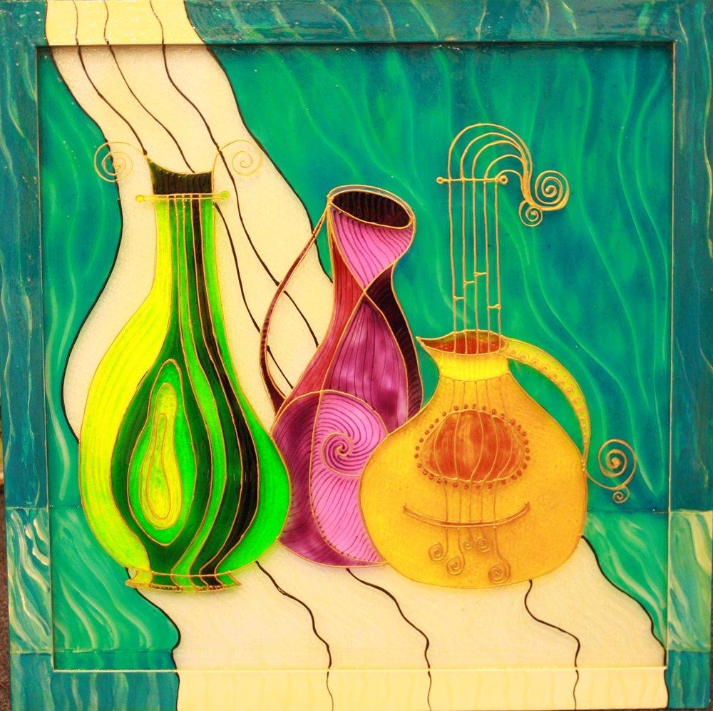 Musical still-life