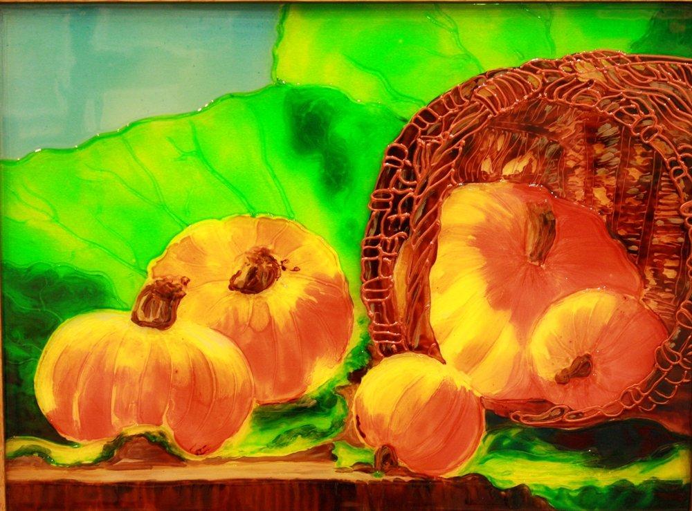 Sunny pumpkins