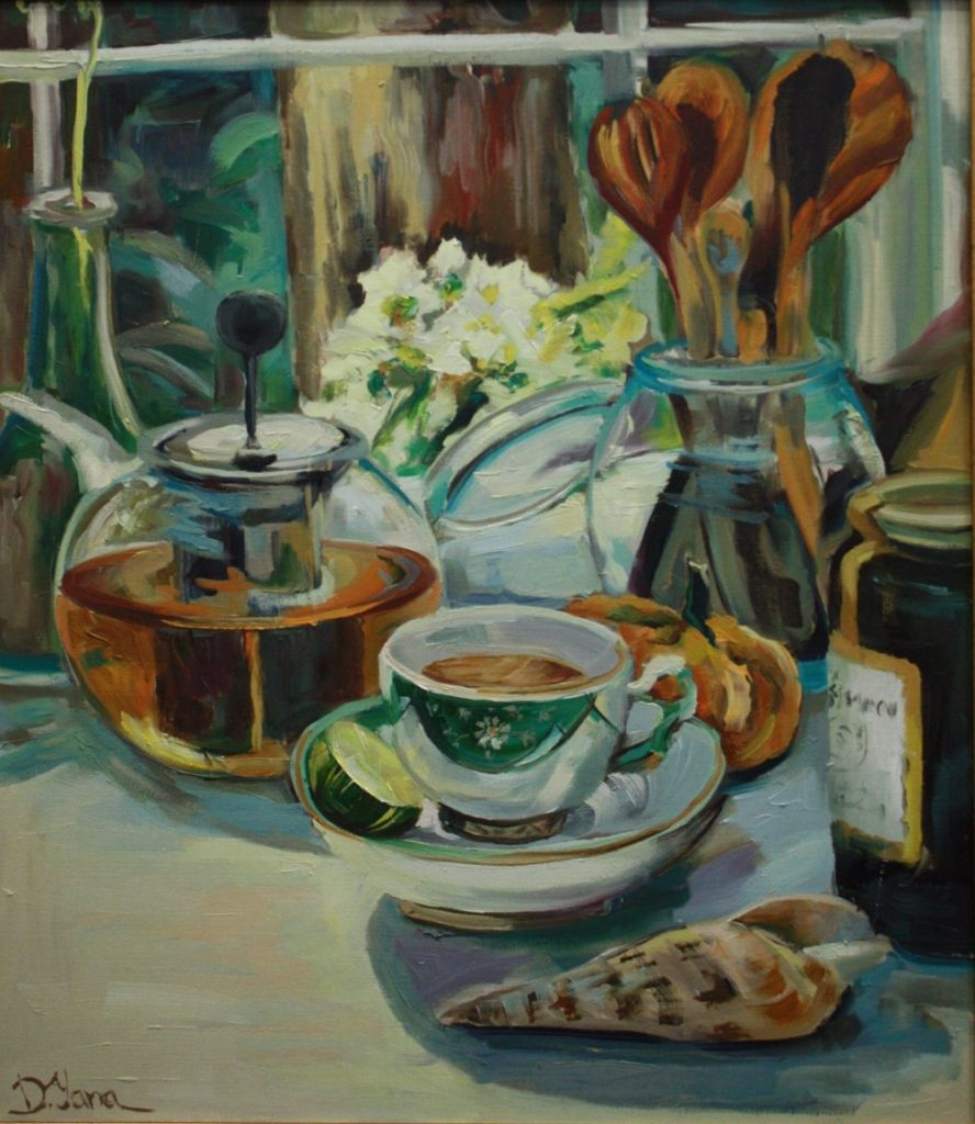Запрошуємо до чаю