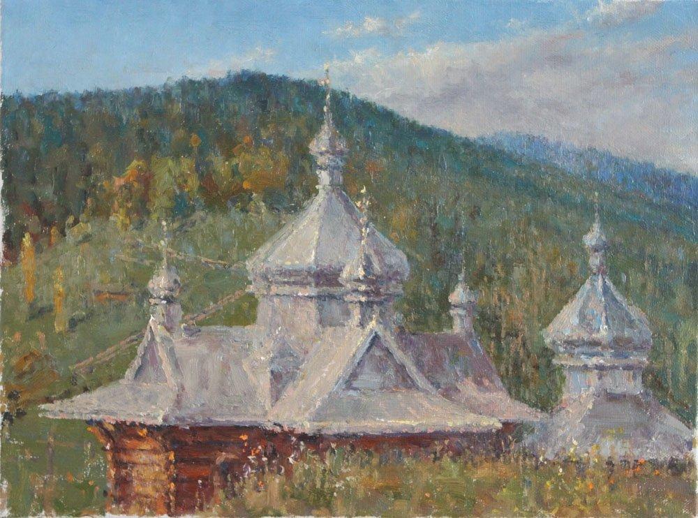 Шибени. Місцевий храм