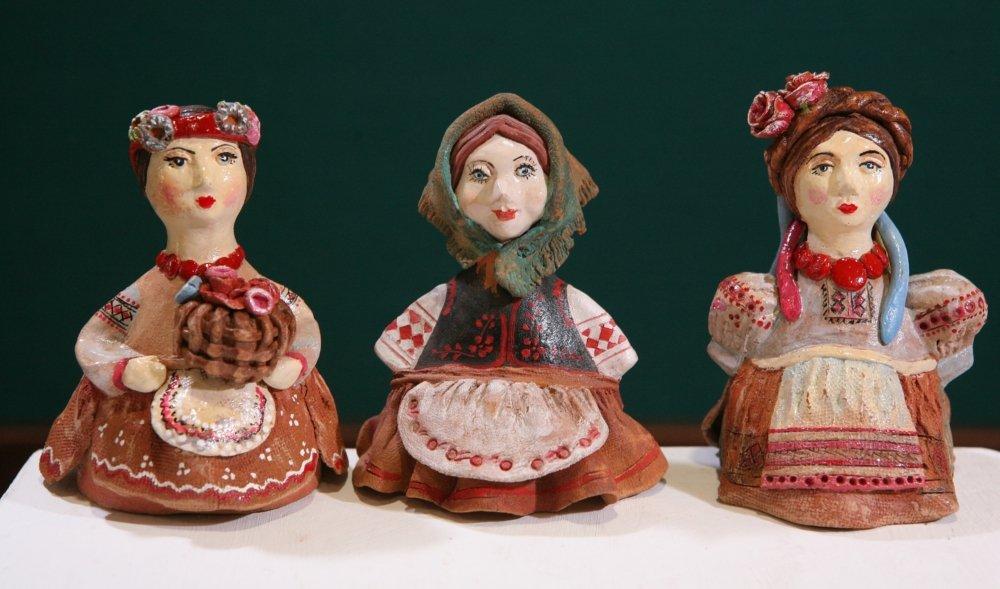 Керамічні ляльки