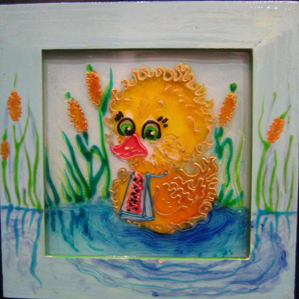 Sunny duckling