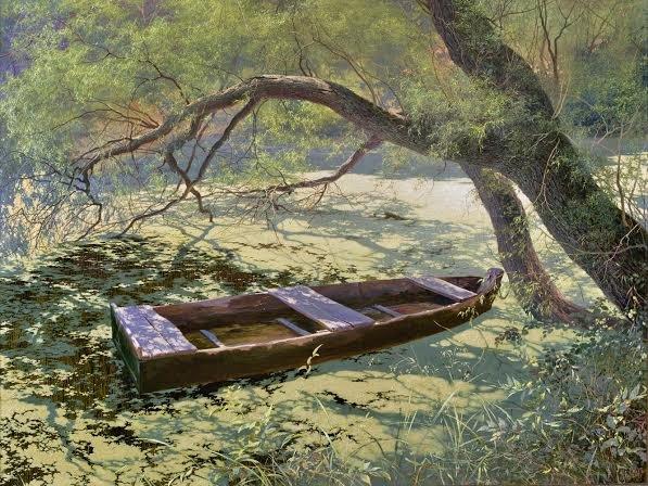 Пустий човен