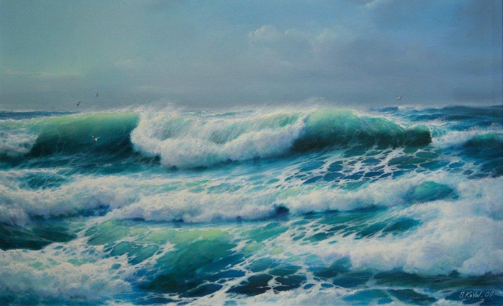 Енергія хвилі