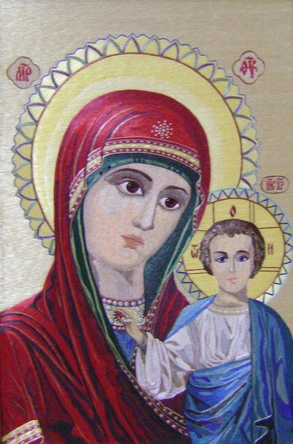 Казанська Божа Мати