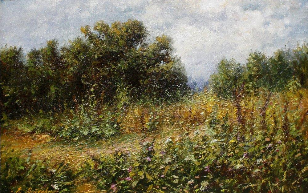 Квіткове поле