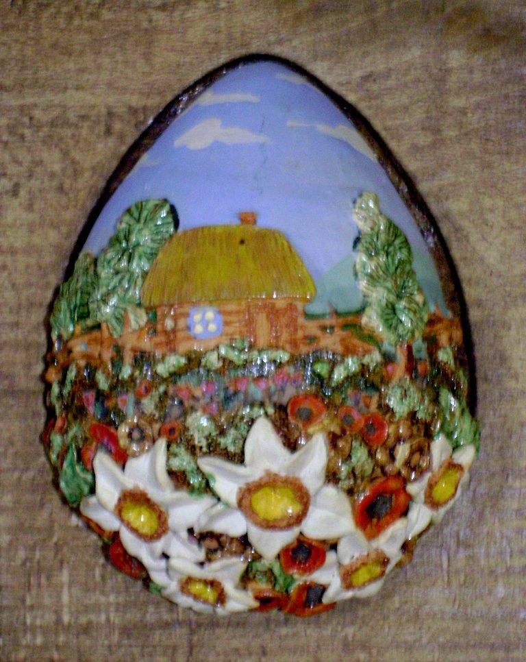 Картина «Яйце»