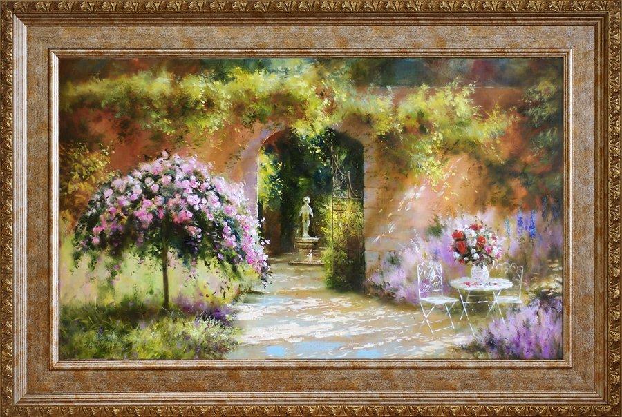 Таємничий сад