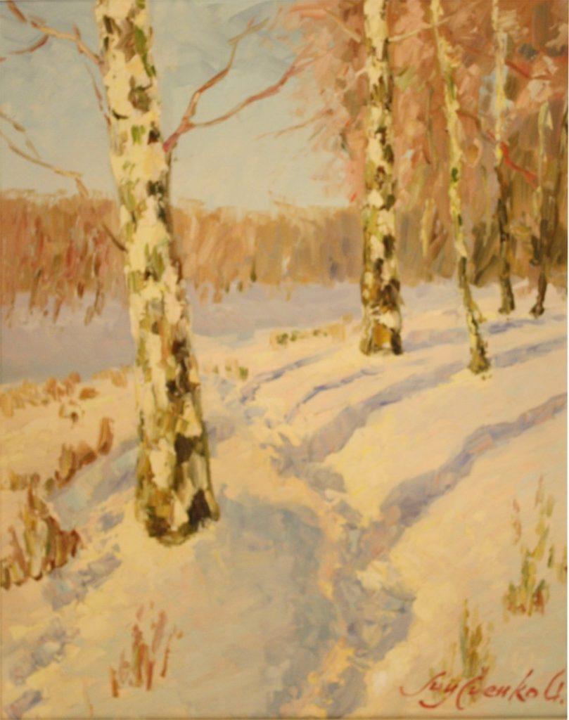 Зимові тіні