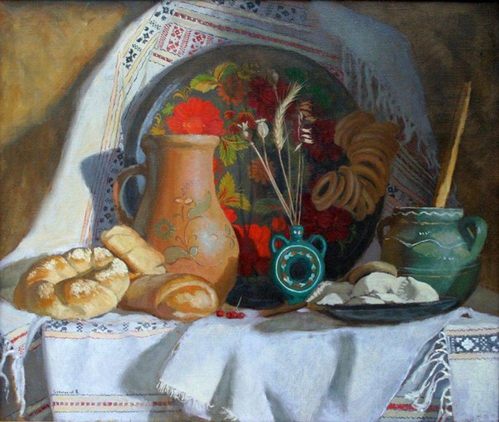 Ukrainian Still life