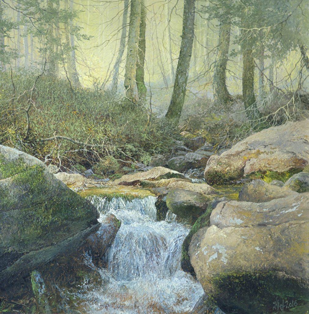Зелений туман