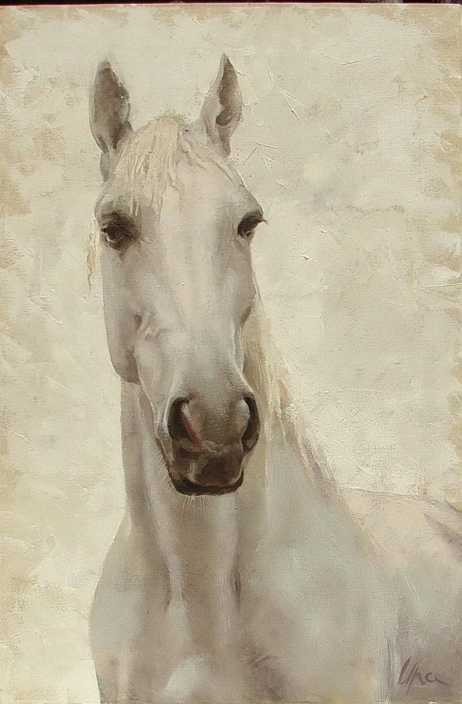 Етюд коня (6)