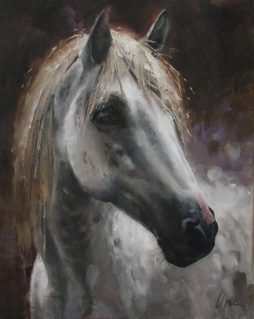 Етюд коня (1)