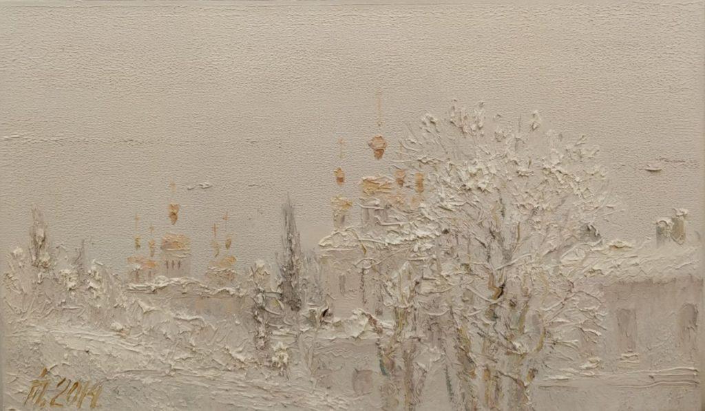 Winter Lavra
