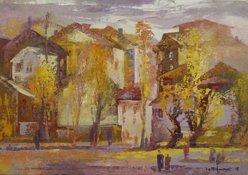 Autumn Glybochytsya