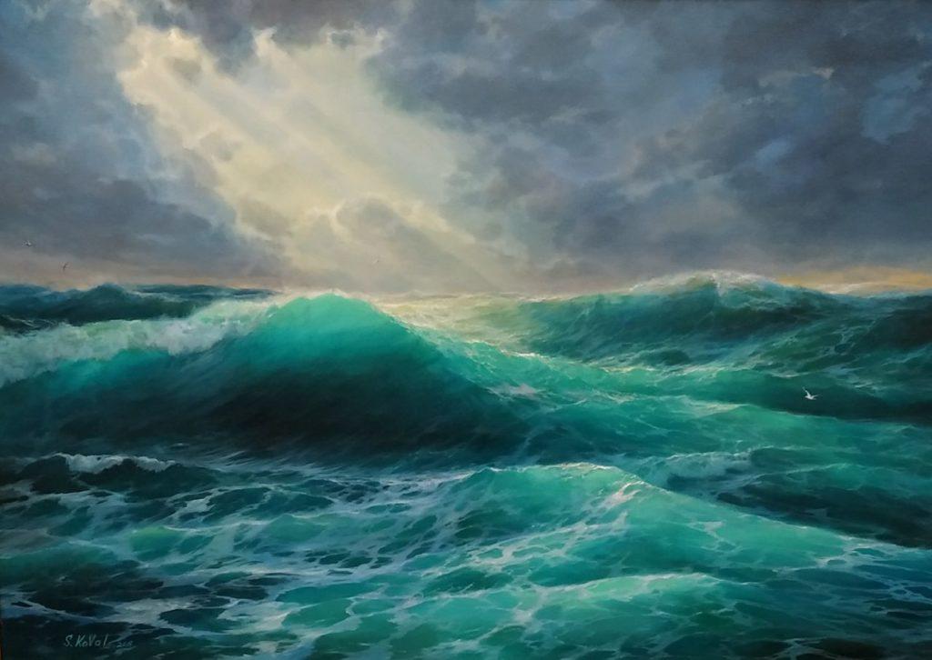 Лучи и волны