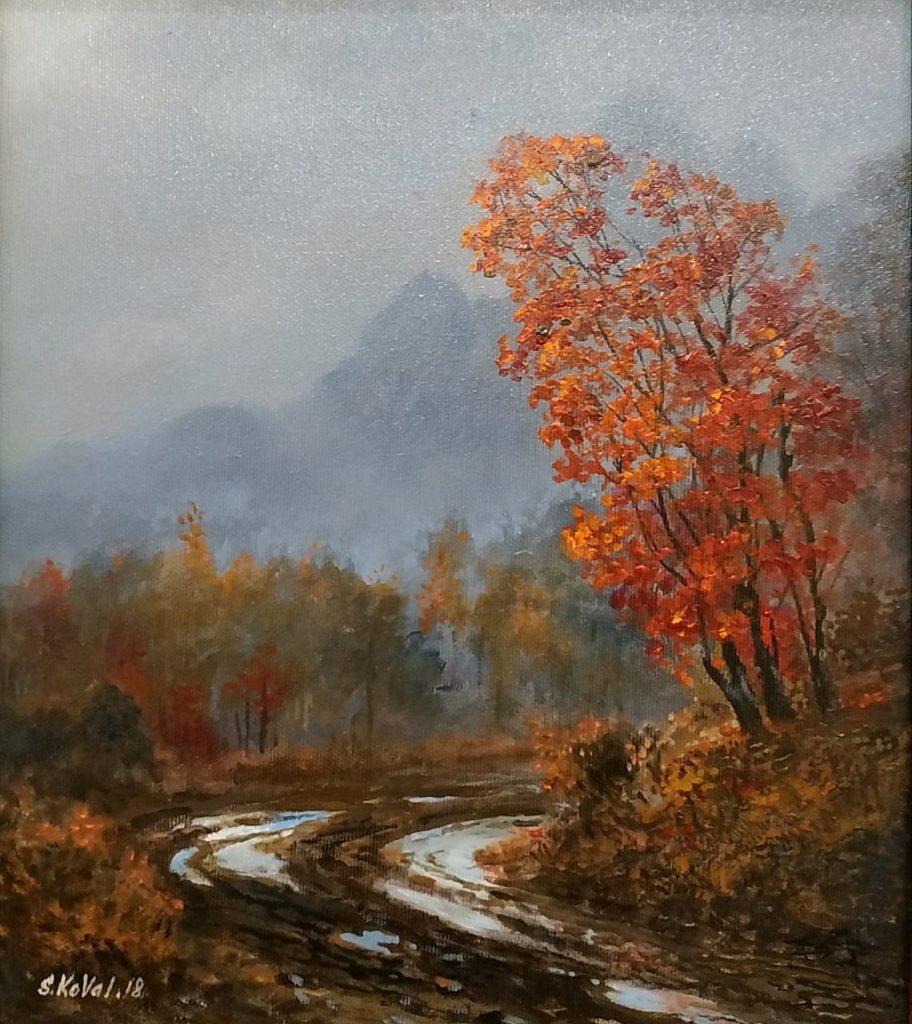 Коктебельська осінь