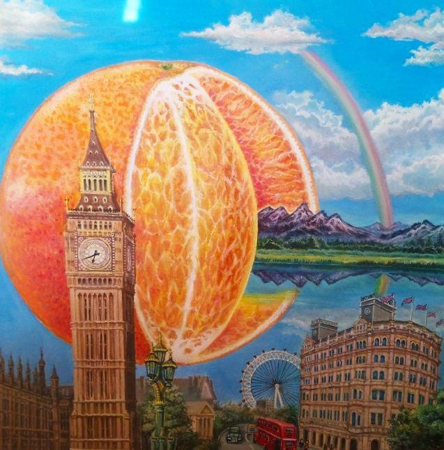 British Orange
