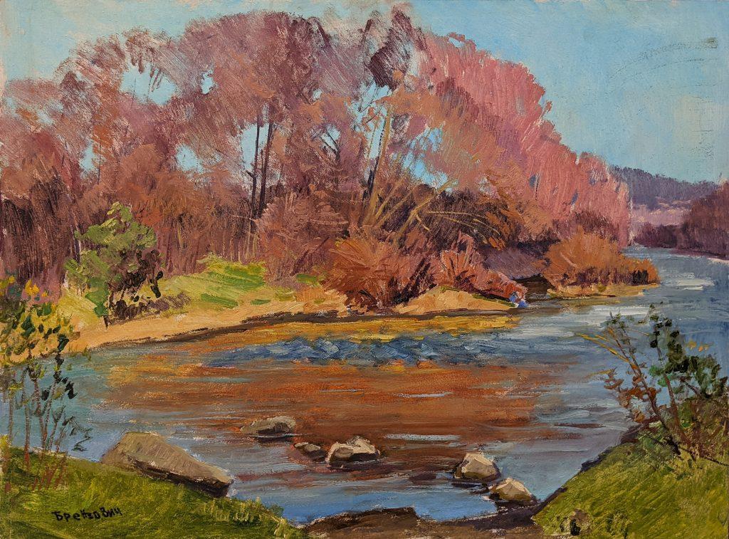 На річці Уж