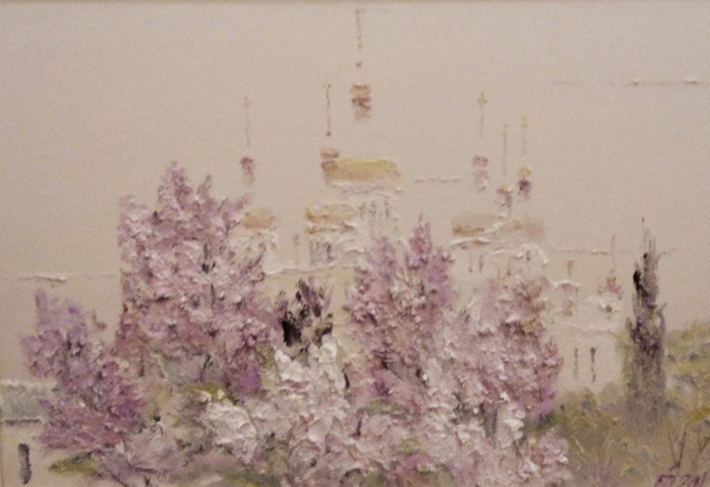 Весна у Лаврі