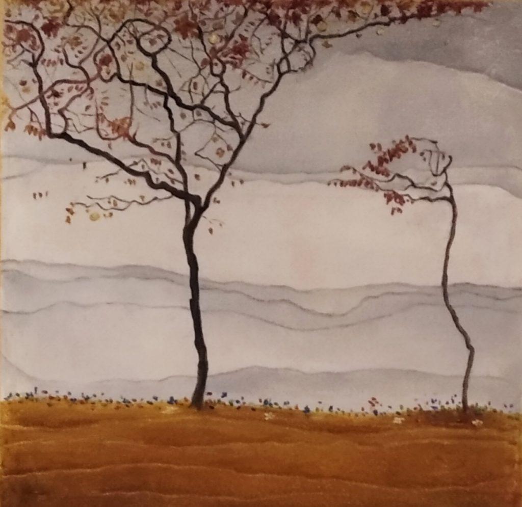 Просто осінь (фрагмент)