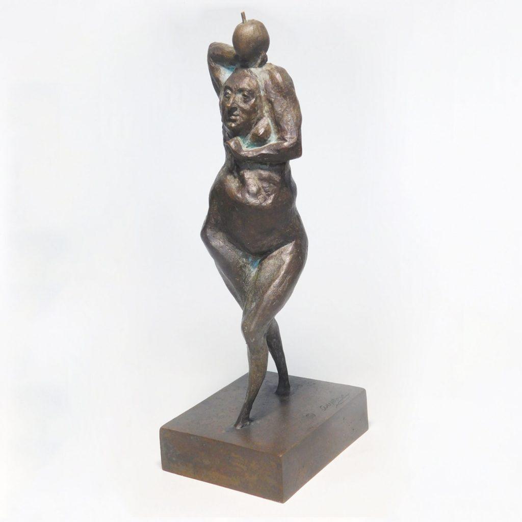 Eve, bronze sculpture, limited edition